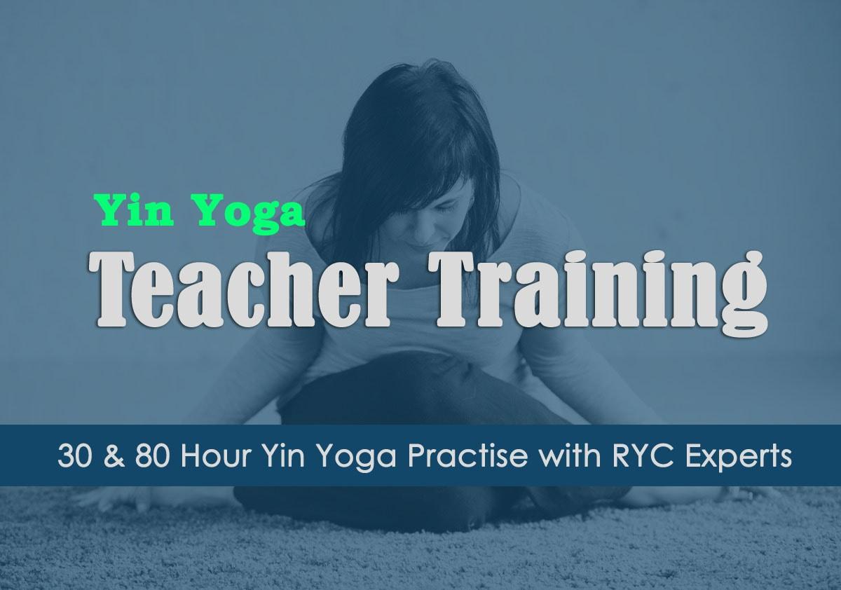 Yin Yoga Teacher Training Rishikesh